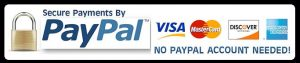 Accept Credit Card Payments As Guest Through PayPal or PayPal Account